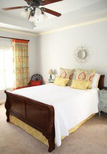 Custom-Made Colorful Bedding
