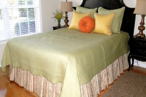 Custom Bed Skirts - Georgia home