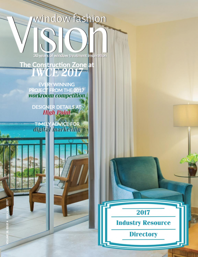 Vision Magazine - July-Aug 2017